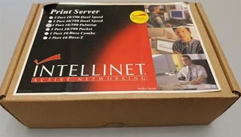 Printer server poslužitelj