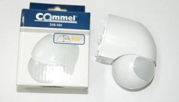Detektor pokreta Commel