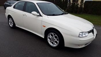 Alfa Romeo 156 1.9jtd, 2003g.reg 1god, klima, servo, el.podizaci, radio CD, alarm, dalj centralno, alu felge, abs, nove gume, bez ulaganja I korozije