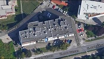 Iznajmljujem vanjsko parkirno mjesto u Dugoselskoj 12. Ul.grada   Vukovara .