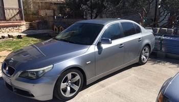 BMW E60 530d Reg.09.21.| ALU 17,NAVI,ZATAM.STAKLA..