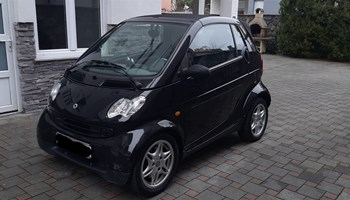 Smart fortwo cabrio 0,8 Diesel 2006.god, Reg. još godinu dana. ** Cijena nije fiksna**