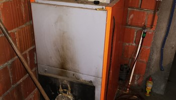 Peć na lož ulje za centralno grijanje
