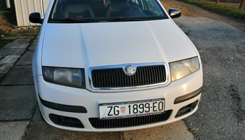 Škoda Fabia Combi 1,4TDI