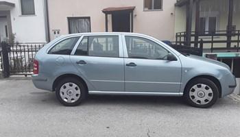 Škoda Fabia Combi 1.4mpi registirana do 1/2021, 2 vlasnik