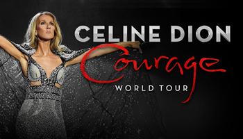 Celine Dion Courage Ulaznica