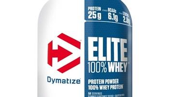 Whey protein Elite Dymatize 2,1 kg