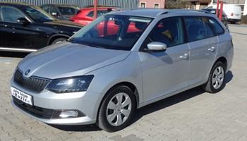 Škoda Fabia Combi 1,4 TDI