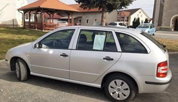Škoda Fabia Combi 1.4 TDI