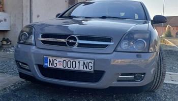Opel Vectra C GTS 3.0cdti