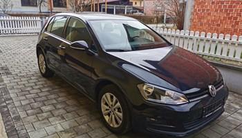 VW Golf VII 1.6 TDI bluemotion 110ks