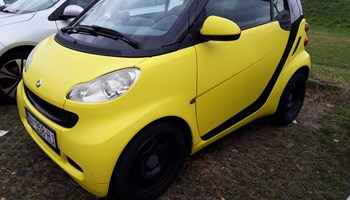 Smart fortwo coupe 1.0 I, 2008g.klima,reg 10mj 2020, novi model