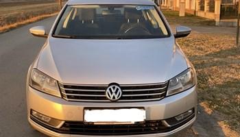 VW Passat TDI - veliki servis, navigacija,  MF volan