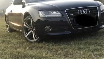 Audi A5 Coupe 3.0 tdi Quttro novi lanac, novi set kvacila i zamsanjak, egr... SVE NAPRAVLJENO SJEDI VOZI