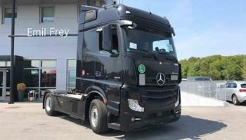 Mercedes + ROHR