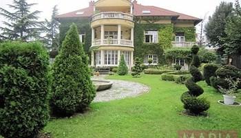 Stan u vili -Gornji Grad - Medveščak Tuškanac 250 m2 - najam