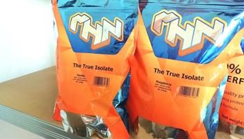 1kg -The True isolat whey proteina Mhn Sport/33 doze