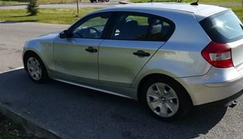 BMW serija 1 118D, 2006g.reg 7/2020,klima,dobro stanje, redovno servisiran I garaziran
