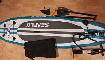 Daska za napuhavanje SUP ( 3.30m) za standing- touring veslanje