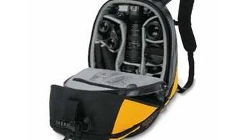 Vodonepropusni foto ruksak Lowepro DryZone 100