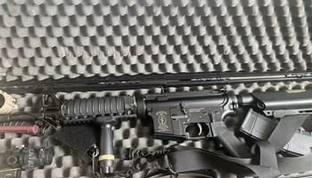 G&G M4A1 Top Tech TR16 R4 Commando
