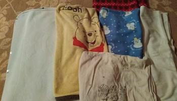Dekice, plahte i posteljina za djecu