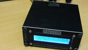 PMSDR - SDR prijemnik do 55 MHz
