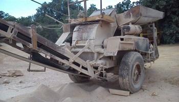 Drobilica za kamen 6 tona (kanfanar)