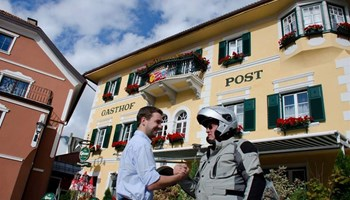 Gasthof Post in Oberdrauburg, Kärnten