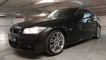 BMW serija 3 320d M sport, 2009.g., izvrsno stanje, jamstvo 12 mjeseci!