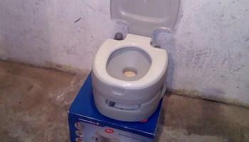 Campingaz kemijski wc