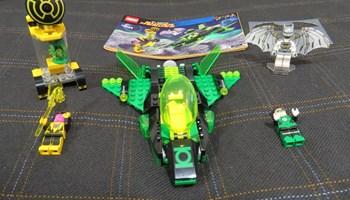 Lego 76025 DC Comics Super Heroes