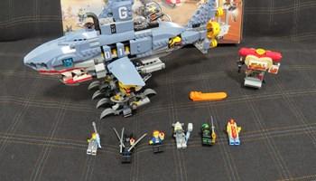 Lego 70656 The Ninjago Movie (Garmadon!)