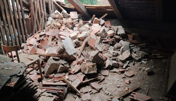 Popravak i sanacija dimnjaka na obiteljskim kućama