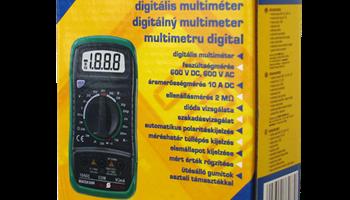 Instrument mjerni, SMA digitalni