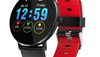 LEMFO L6 Sport Smartwatch Full Screen Touch pametni sat - KUTINA