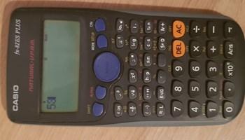 Kalkulator Casio fx-82ES PLUS