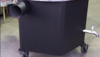 Inox lonac 300 litara