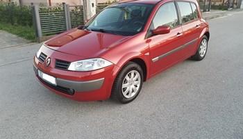 Renault Megane 1,6 benzin, 16 V