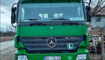 Mercedes Actros 2648 kamion šumar