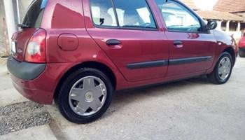 Renault Clio 1.2 8V**REG 05/20*2003*5 VRATA*POVOLJNO**