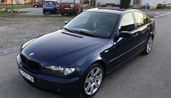 BMW serija 3 320d,2.VLASNIK