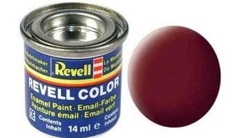 Boja Revell 14 ml za makete Reddish Brown No. 37