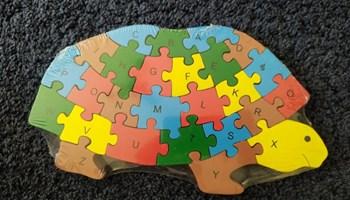 Drvene puzzle - Puzle - Pazl VII