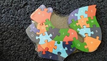 Drvene puzzle - Puzle - Pazl V