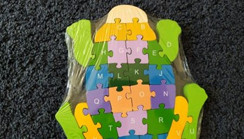 Drvene puzzle - Puzle - Pazl III