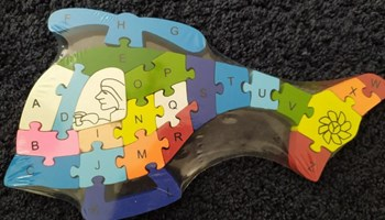 Drvene puzzle - Puzle - Pazl I
