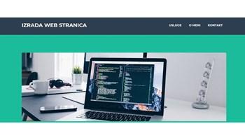 Izrada Web stranica, webshop