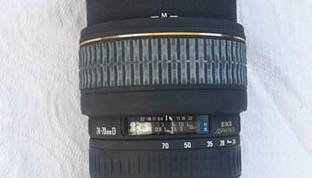 Sigma 24-70mm D EX Aspherical za digitalne kamere