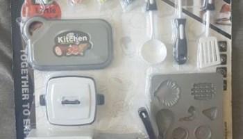 Set kuhar - dječja igračka